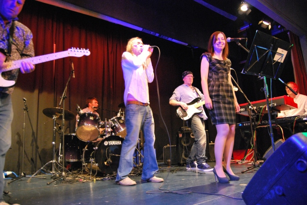 The Naked Covers at Bollington Arts Centre